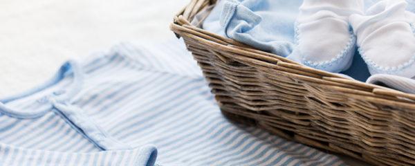 Vêtements de son bébé garçon